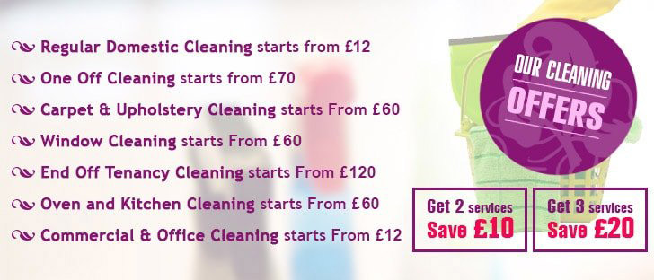 Our Cleaning Offers