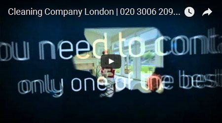 Video: Cleaning Company London