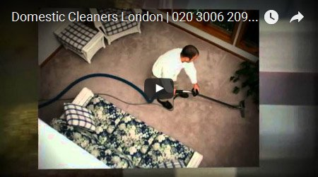 Video: Domestic Cleaners London