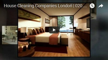 Video: House Cleaning Companies London