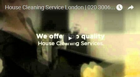 Video: House Cleaning Service London
